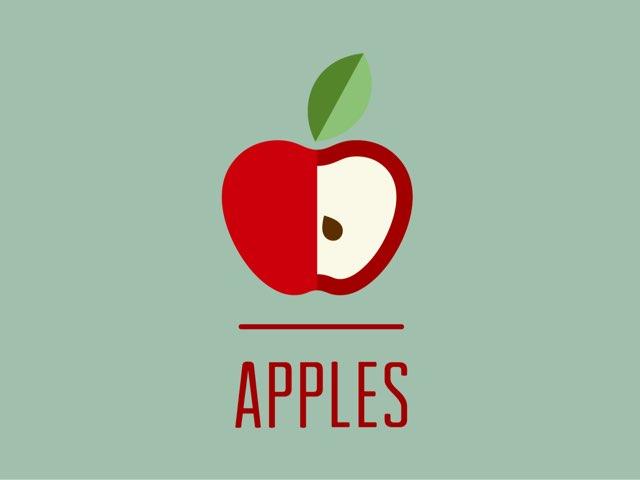 Apples by Melodi Kunn