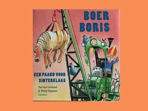 Boer Boris en een paard voor Sinterklaas - Verhaalinhoud  by Elke Scholliers