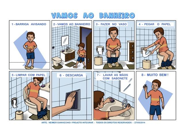 Vamos ao Banheiro by Francielle Alves
