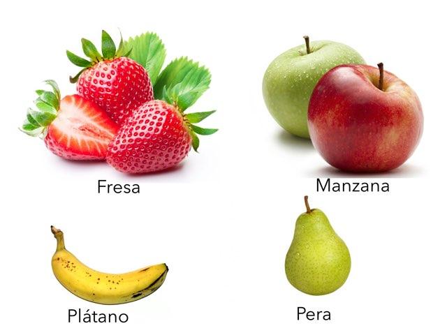 Las Frutas by PcandelasMerino PcandelasMerino