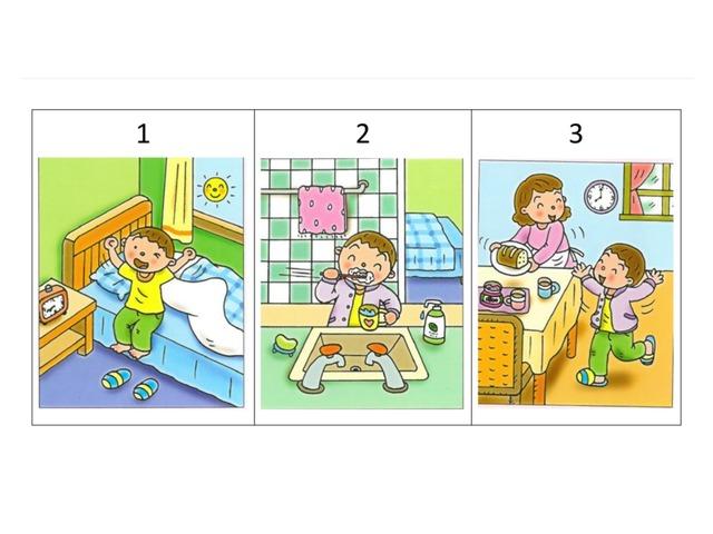 3 Steps (生活程序) by naosze Honghong1115