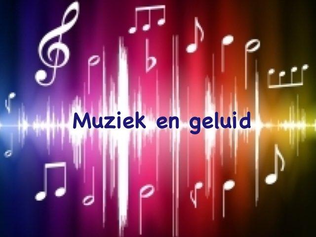 Woordenschat Muziek en geluid by Annemieke Dijkmans
