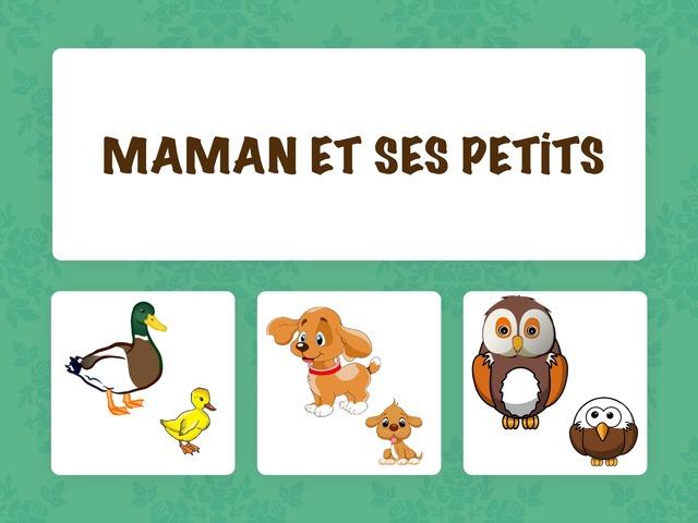 Maman Et Ses Petits by Hadi  Oyna