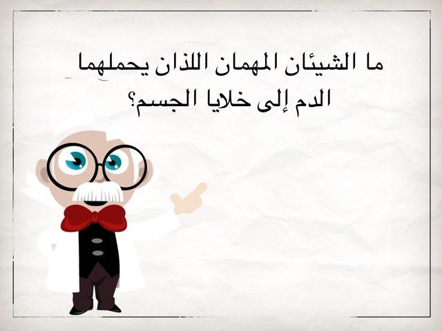 اجهزة الجسم by Kawthar Alsarraf