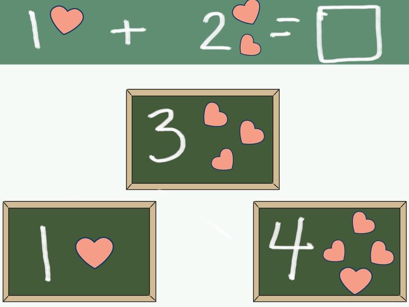 Adding 1s by Cindy Derienzo