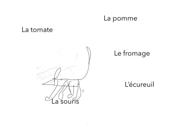 Souris by Classe Ecolint