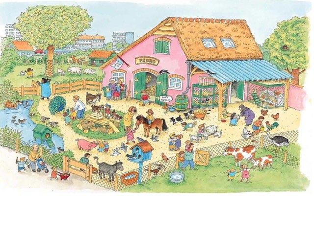 Rawan Kinderboerderij by Yvonne .