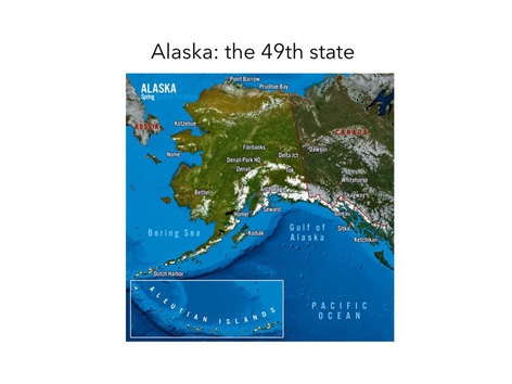 Alaska Facts by MOLLY THOMPSON