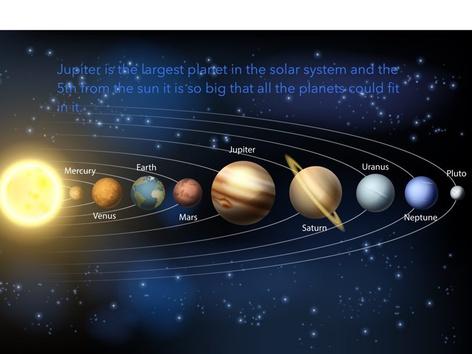 Solar System Thiago Y2B by Coordenação Tecnologias Educacionais