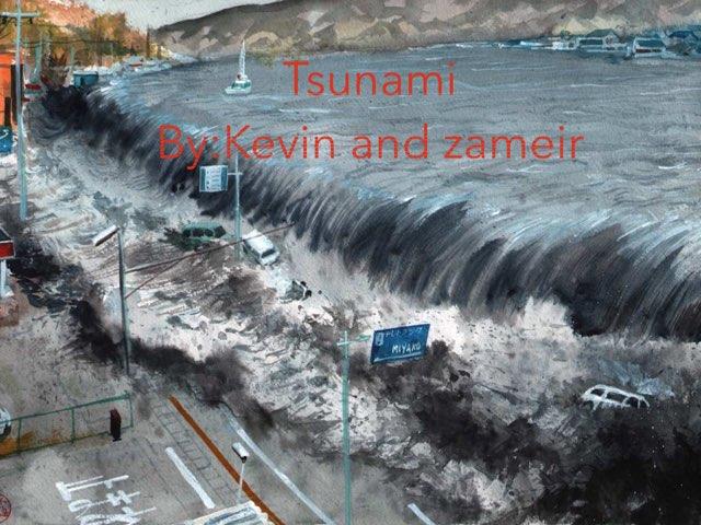 Tsunami  by Jane Miller _ Staff - FuquayVarinaE