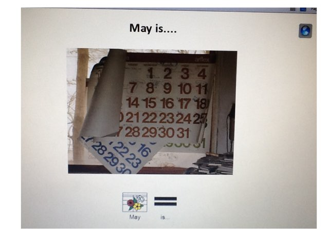May Is by Sarah Severance