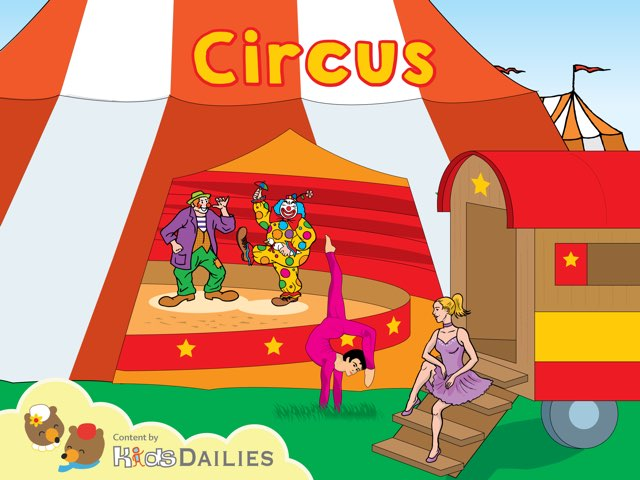 Circus by Kids Dailies
