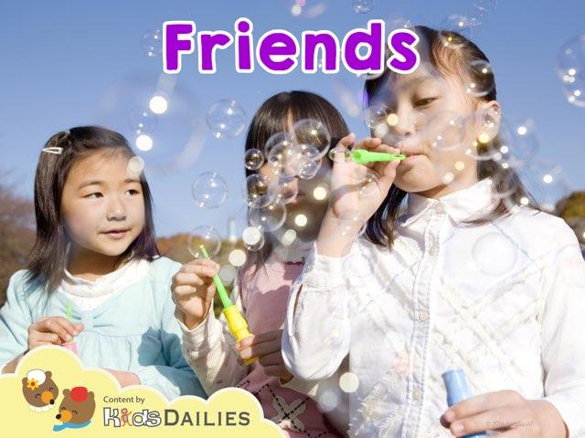 Friends by Kids Dailies