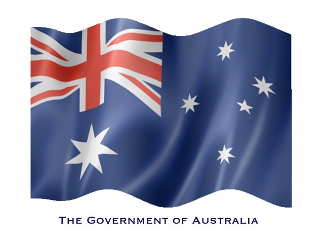 Government Of Australia by Rachel Green