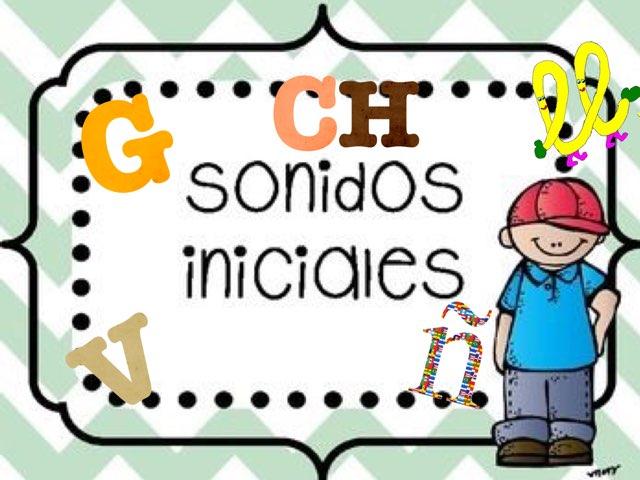 TECC Sonidos Iniciales 4 by Sara Burgueño Peña