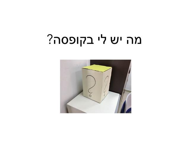 ניחוש by Noa David
