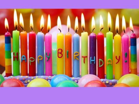 Birthday Items by Joana Reyes