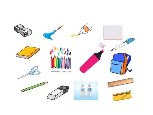 School Things by Audrey Waltz