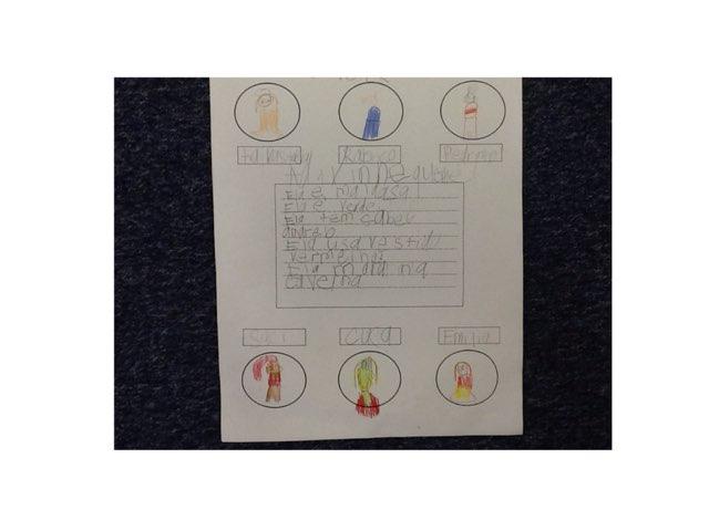 Adivinhe Quem É! by Graded School