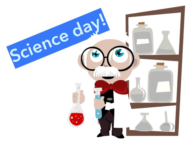 Science Day! by Sarah Bailey