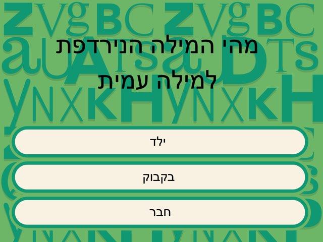 המילים שלי שי גליק by Netaaya Schwartz