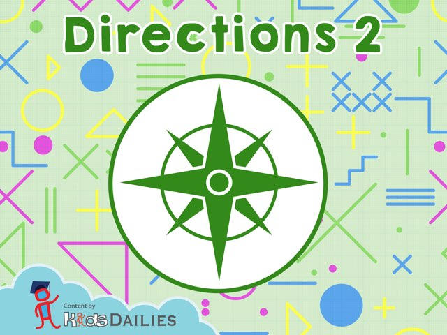 Directions II by Kids Dailies