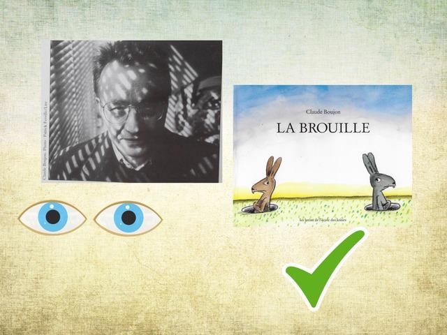 BOUJON ? PAS BOUJON ? Les Couvertures D'albums  by véronique Favre