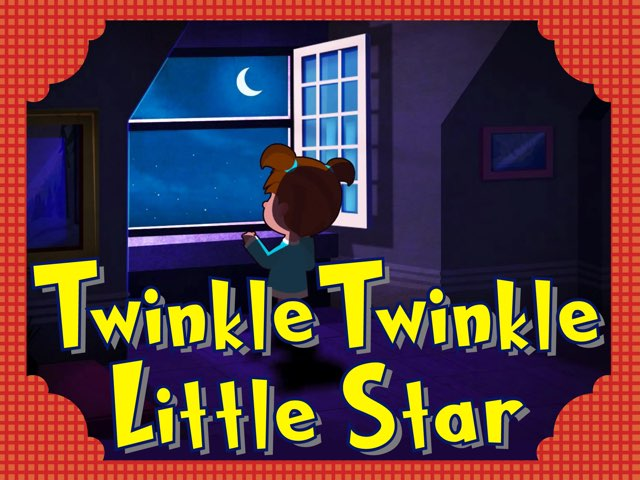 Twinkle Twinkle Little Star  by Baby Cortex