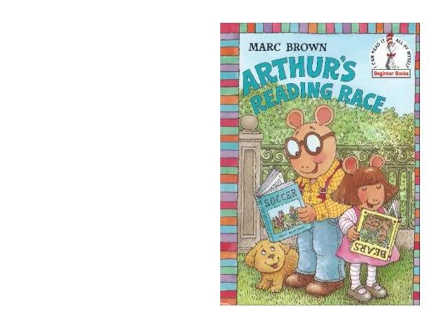 Arthur's Reading Race by Dara Nadine