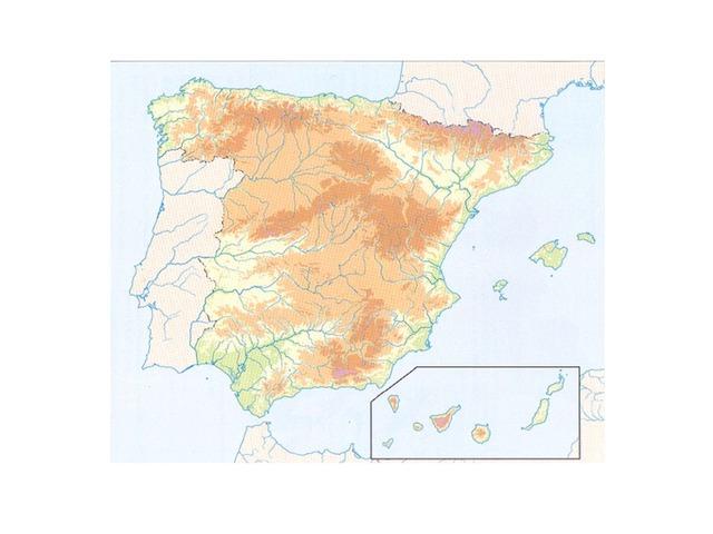 Sistemas Montañosos España by Nicolas Gonzalez Tejero