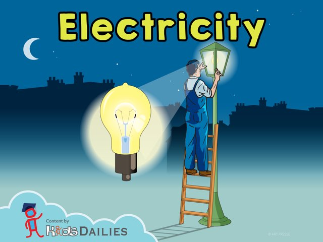 Electricity by Kids Dailies