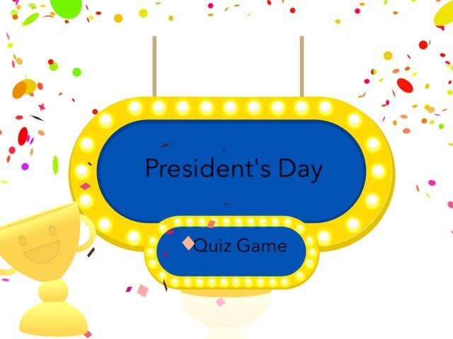 President's Day by Amybeth Kupcha