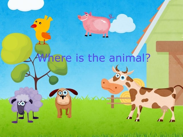 Where Is The Animal? by Lindsay Eatchel