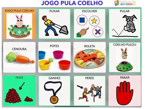 Jogo Pula coelho Prancha - Manual Da Brincadeira by MIRYAM PELOSI