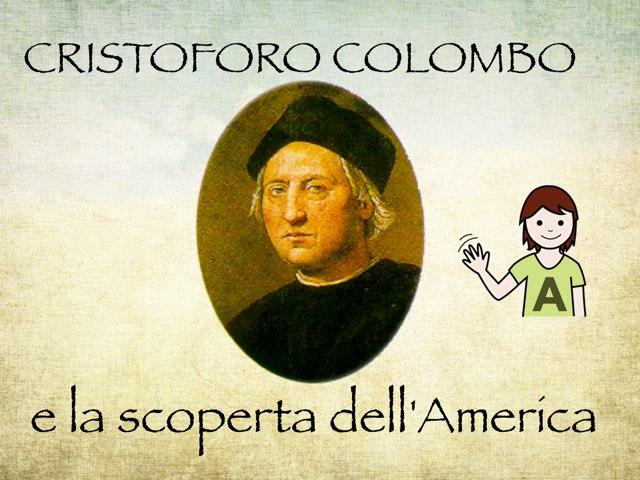 Cristoforo Colombo by Simonetta Silimbani