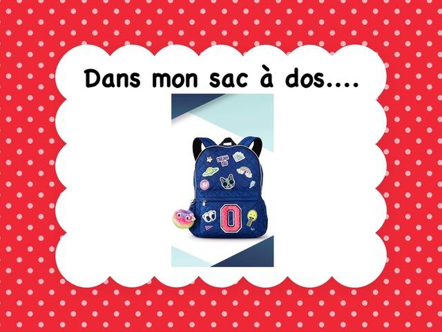 Dans Mon Sac À Dos by Mel Jodouin