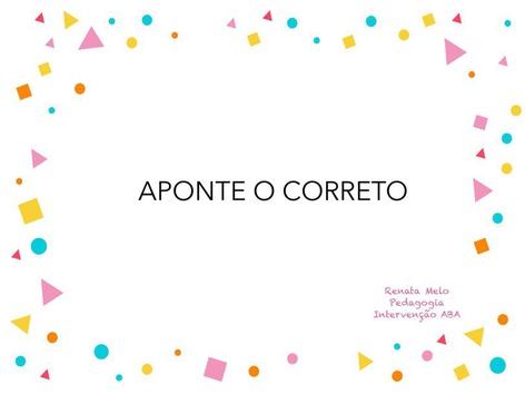 Apontar M.A.  by Renata Melo