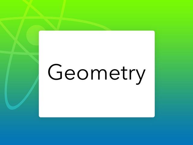 Geometry Terms  by Jessica Nowakowski