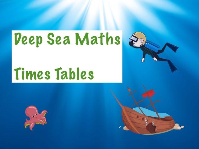 7 Times Tables Game by Hannah Proud