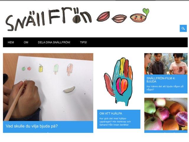 Bloggord by Slöjdsalarna på Växthuset
