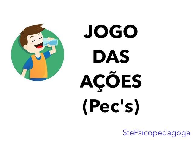 Jogo Das Ações - Pec's by ۞Ste Lonza