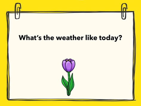 The Weather(1) by Bibiana Ortiz Deive