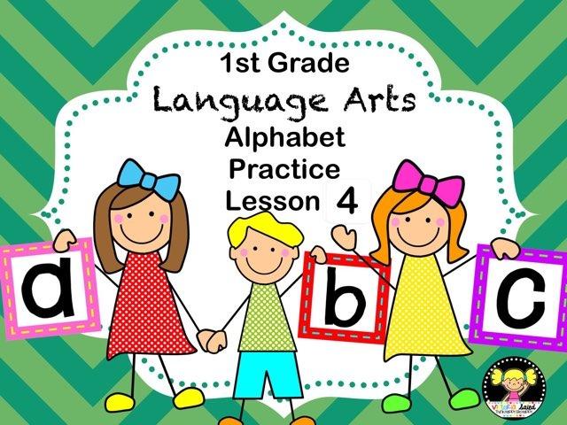 Language 1.1.a - Lesson 4 by Jennifer