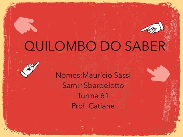 Maurício E Samir by Rede Caminho do Saber