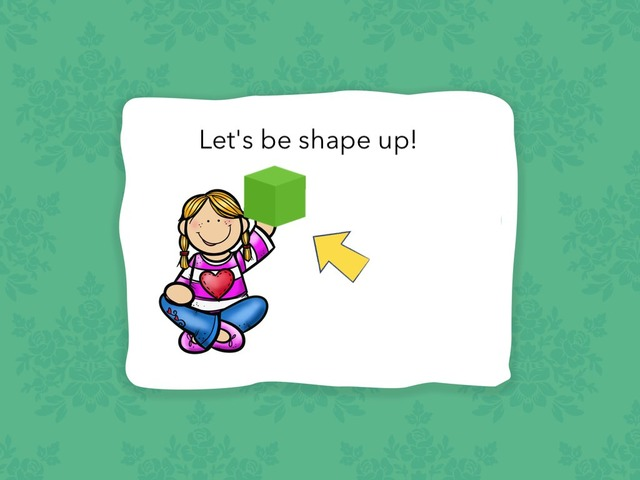 Let's Be Shape Up  by Idah Rahman