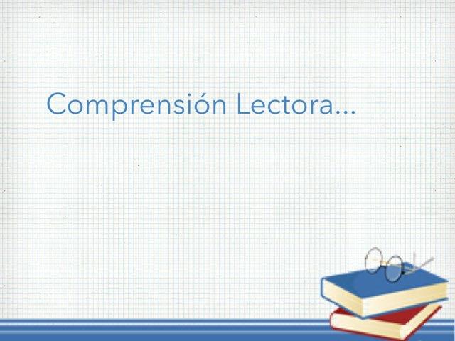 Inicio A La Comprensión Lectora by Zoila Masaveu