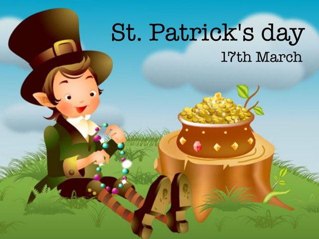 St. Patrick's Rhythms by Carmen Martínez