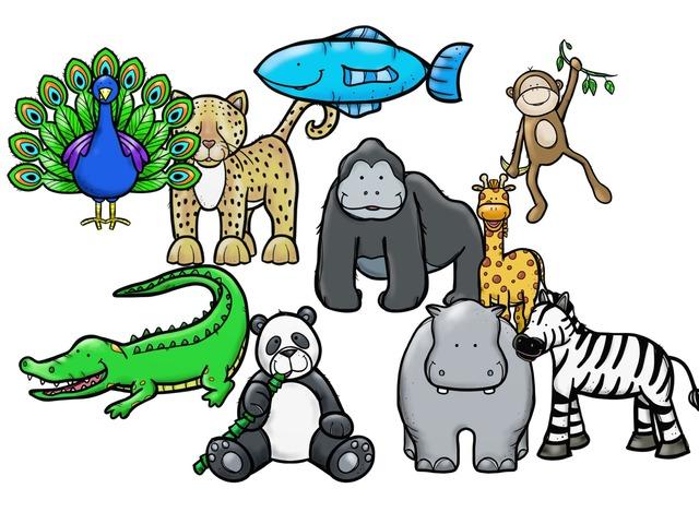 Liat Farris Twaina Animals by TinyTap creator