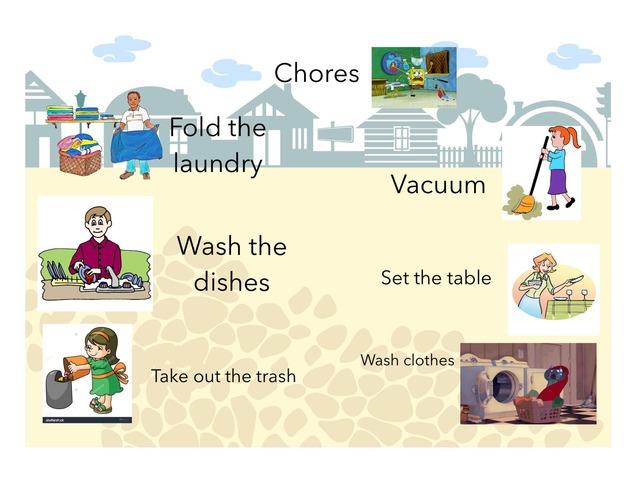 Chores by Nani S.a.s