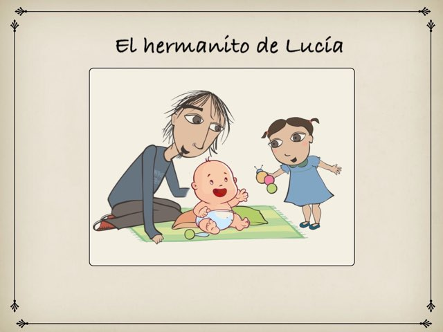 El Hermanito De Lucia  by Elena Perea